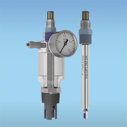 高温高压型PH传感器