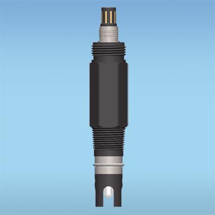 卫生型充压式pH传感器