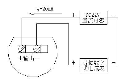 浮球液位计产品调试方法
