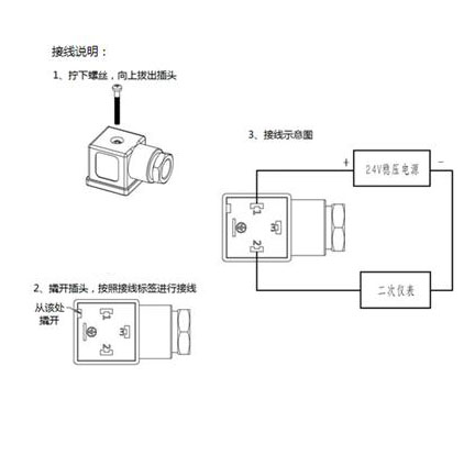 电导率变送器产品调试方法